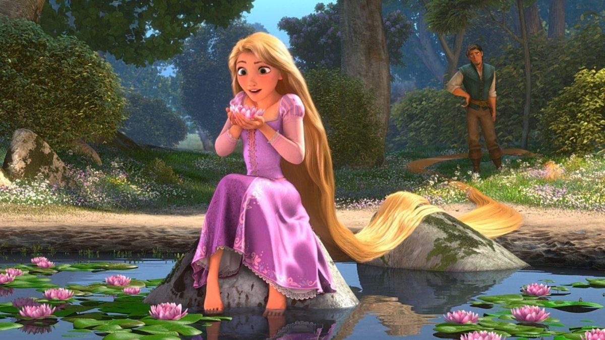 Tangled Rapunzel Desktop Wallpaper HD | Cartoons Images