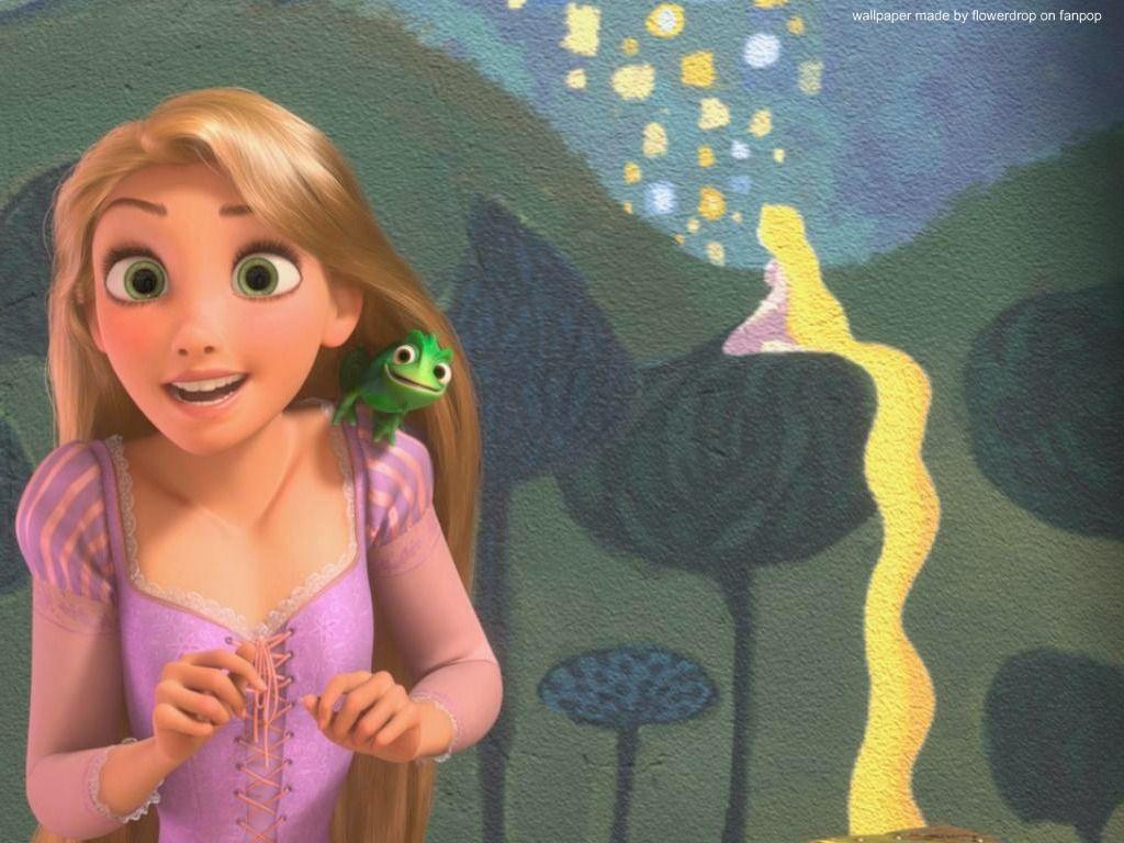 Rapunzel Wallpaper – Disney Princess Wallpaper (28959441) – Fanpop