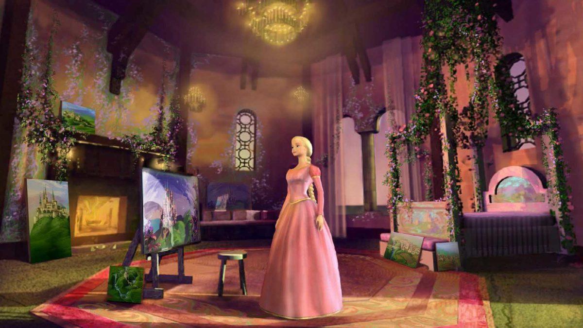 Barbie as Rapunzel – Barbie as Rapunzel Wallpaper (33786412) – Fanpop