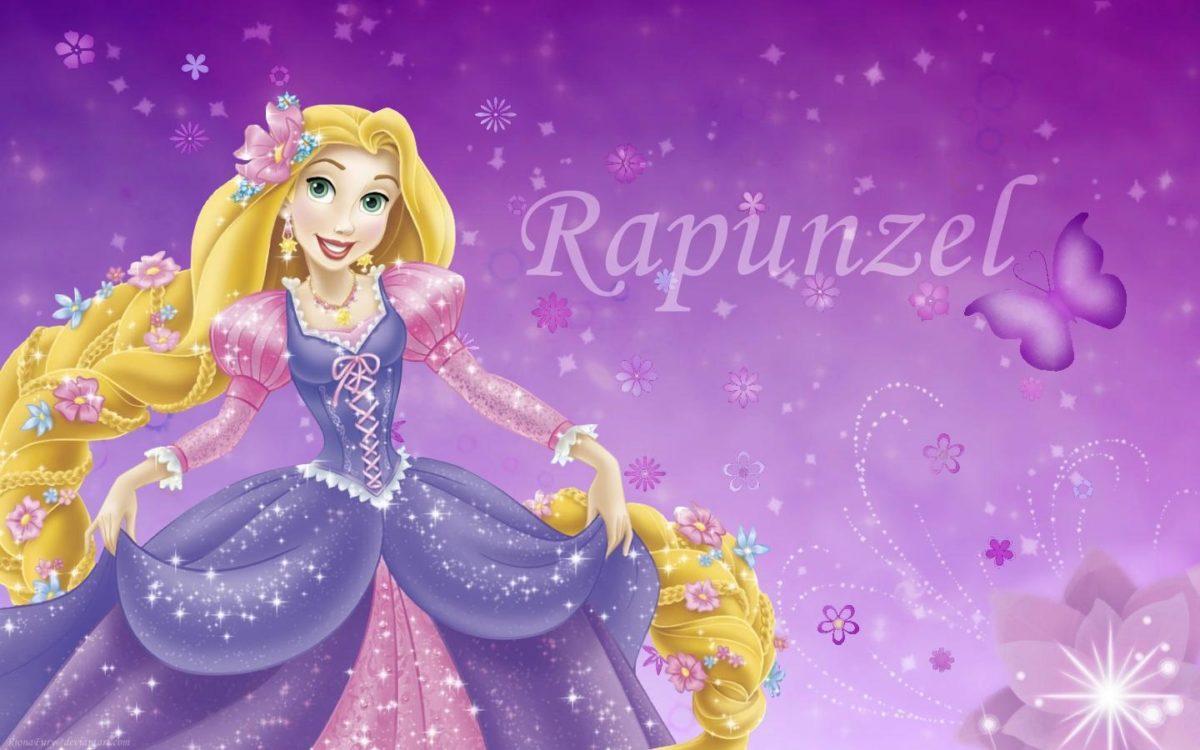 Disney Princess Rapunzel – Tangled Wallpaper (23744594) – Fanpop