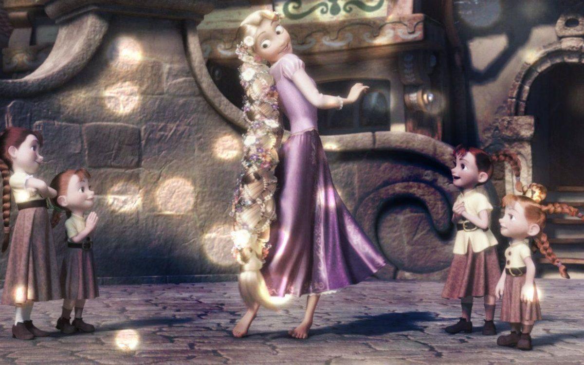 Rapunzel – Disney Princess Wallpaper (33542674) – Fanpop