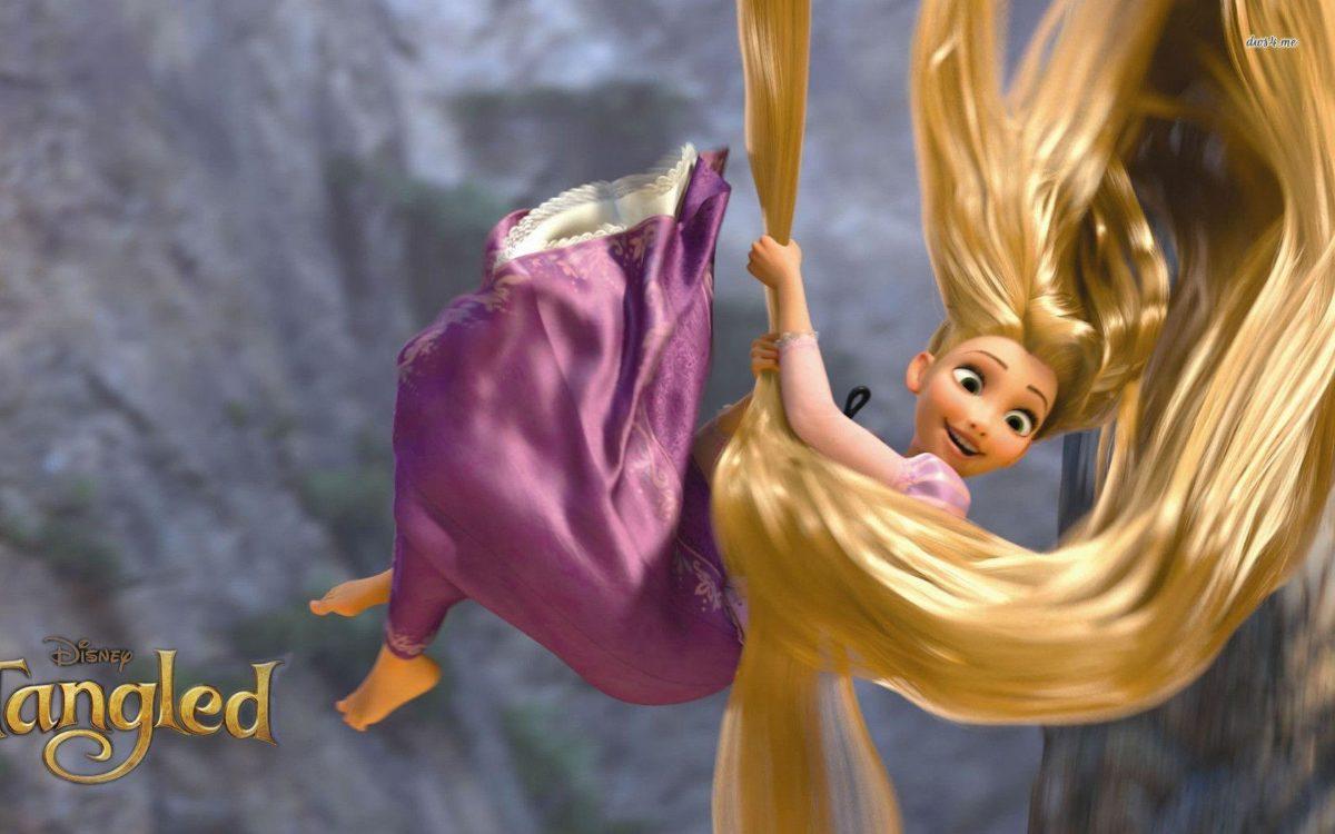 Rapunzel wallpaper – Cartoon wallpapers – #