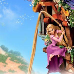 download Barbie Rapunzel Wallpaper #8798058