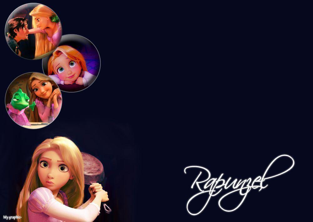 Rapunzel wallpaper for Twitter by My-Graphic on DeviantArt
