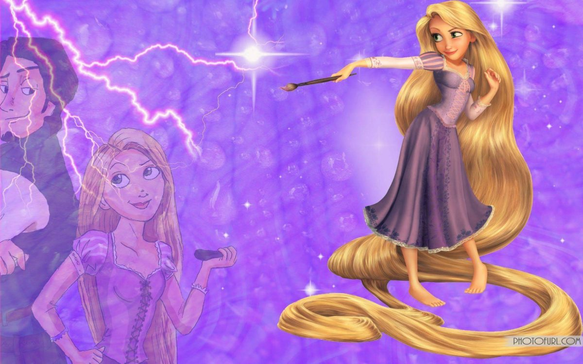 Wallpapers For > Tangled Wallpaper Rapunzel Baby