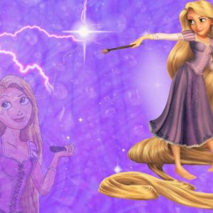 download Wallpapers For > Tangled Wallpaper Rapunzel Baby
