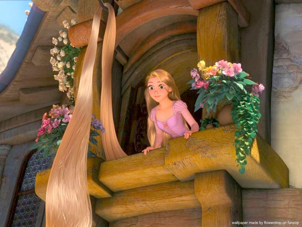 Rapunzel Wallpaper – Disney Princess Wallpaper (28959691) – Fanpop