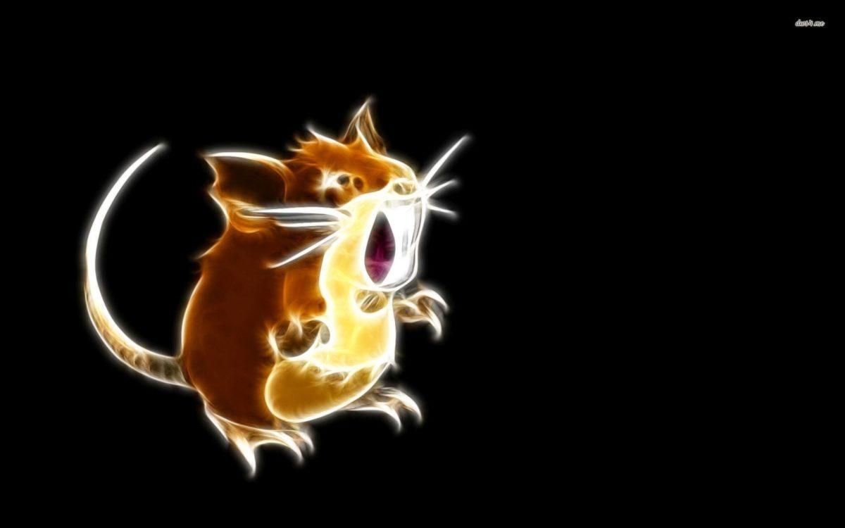 Raticate – Pokemon – WallDevil