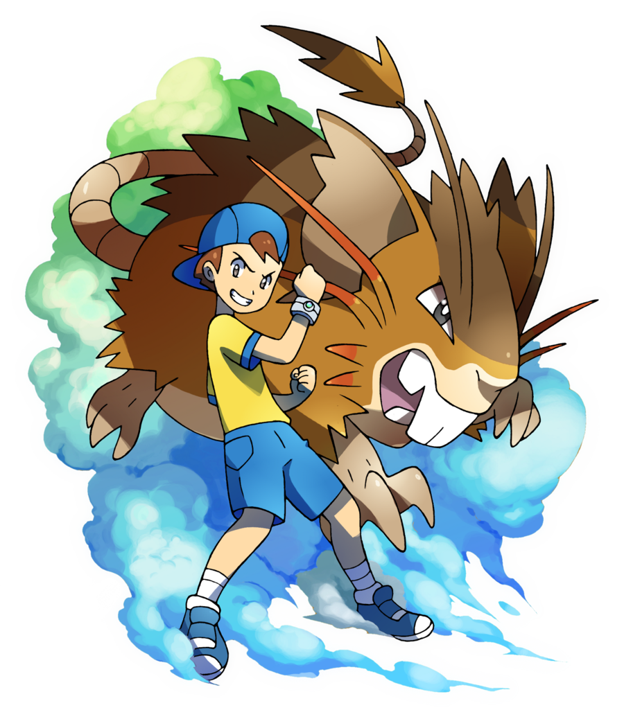 My Raticate is over 9000 percent! by Tomycase on DeviantArt