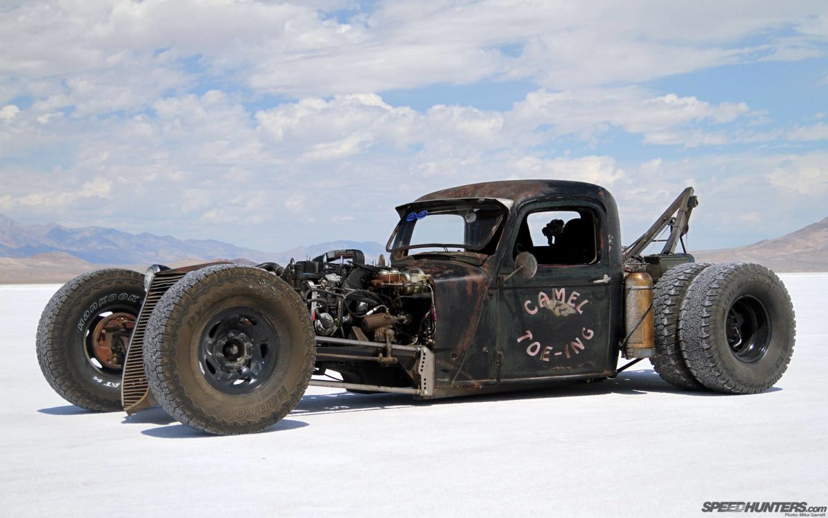 Hot Rod Wallpapers – A Link to the Past – MuscleDrive