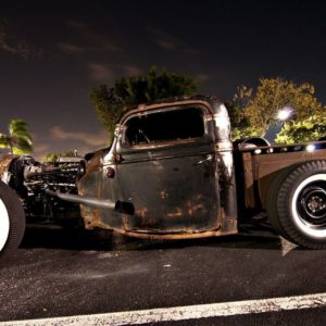 download Rat Rod Wallpaper 3