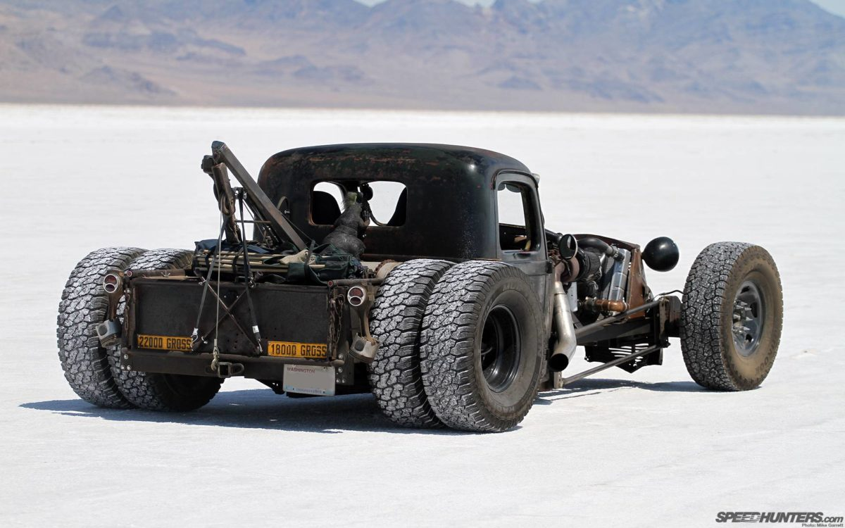 The Wrecker From Hell | Speedhunters