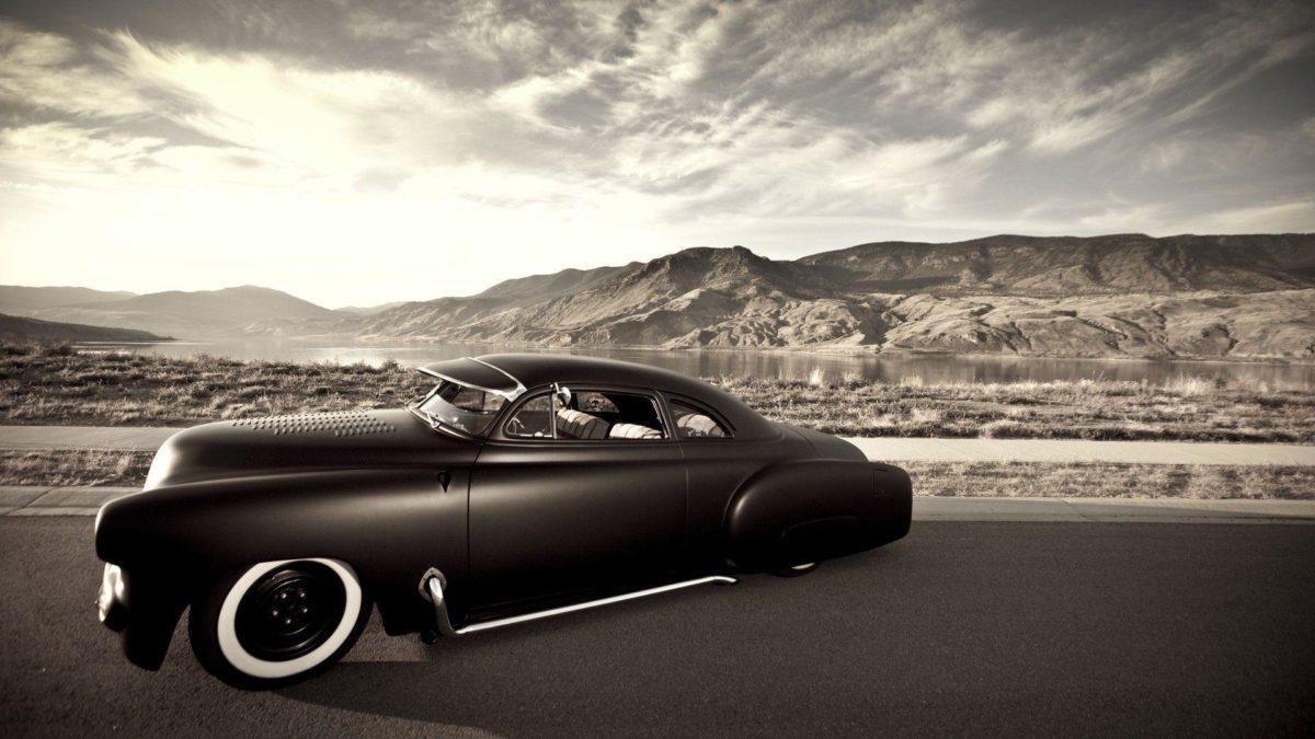 Vehicles cars rat-rod hot-rod custom lowrider sepia wallpaper …