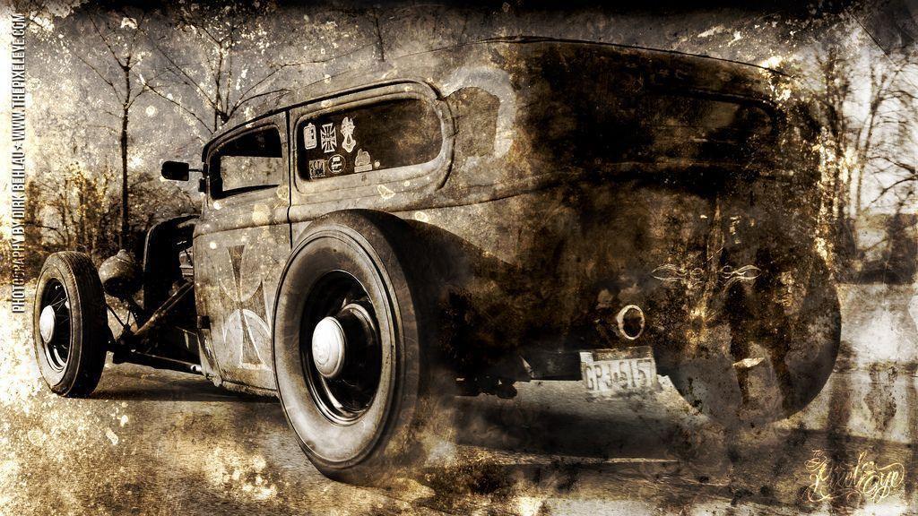 Hd Wallpapers Rat Rod Wheels 640 X 426 52 Kb Jpeg | HD Wallpapers …