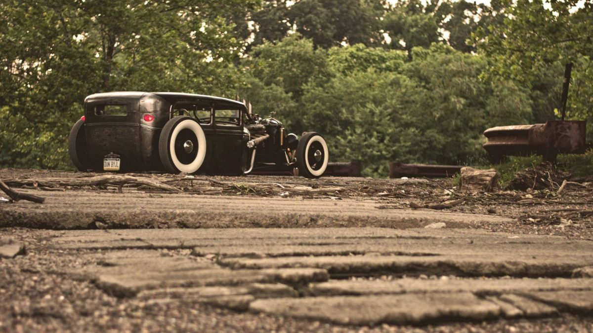 Wallpapers ford, model a, rat, rod, ford – car pictures and photos …