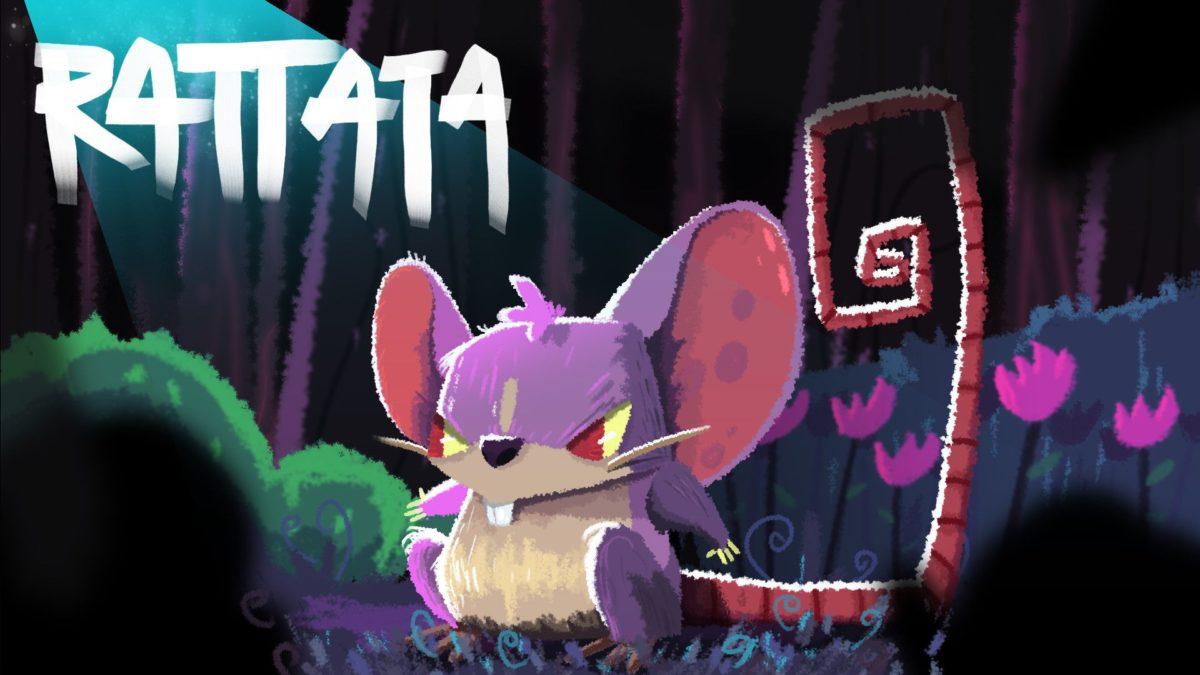 ArtStation – Rattata, Daniel Bustillos Costales
