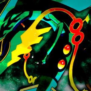 download Mega Rayquaza HD Wallpaper – WallpaperSafari