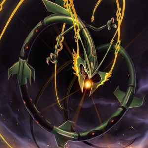 download shiny mega rayquaza | 10 Pieces of Fan Art To Remind You Not To …