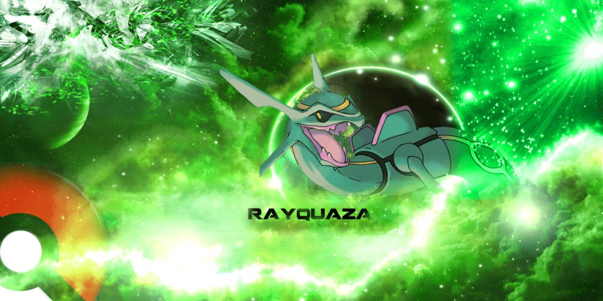 Rayquaza HD Wallpaper – WallpaperSafari