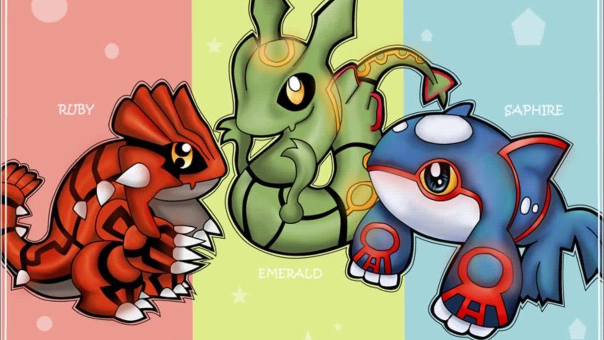 Pokemon kyogre rayquaza wallpaper | AllWallpaper.in #13932 | PC | en