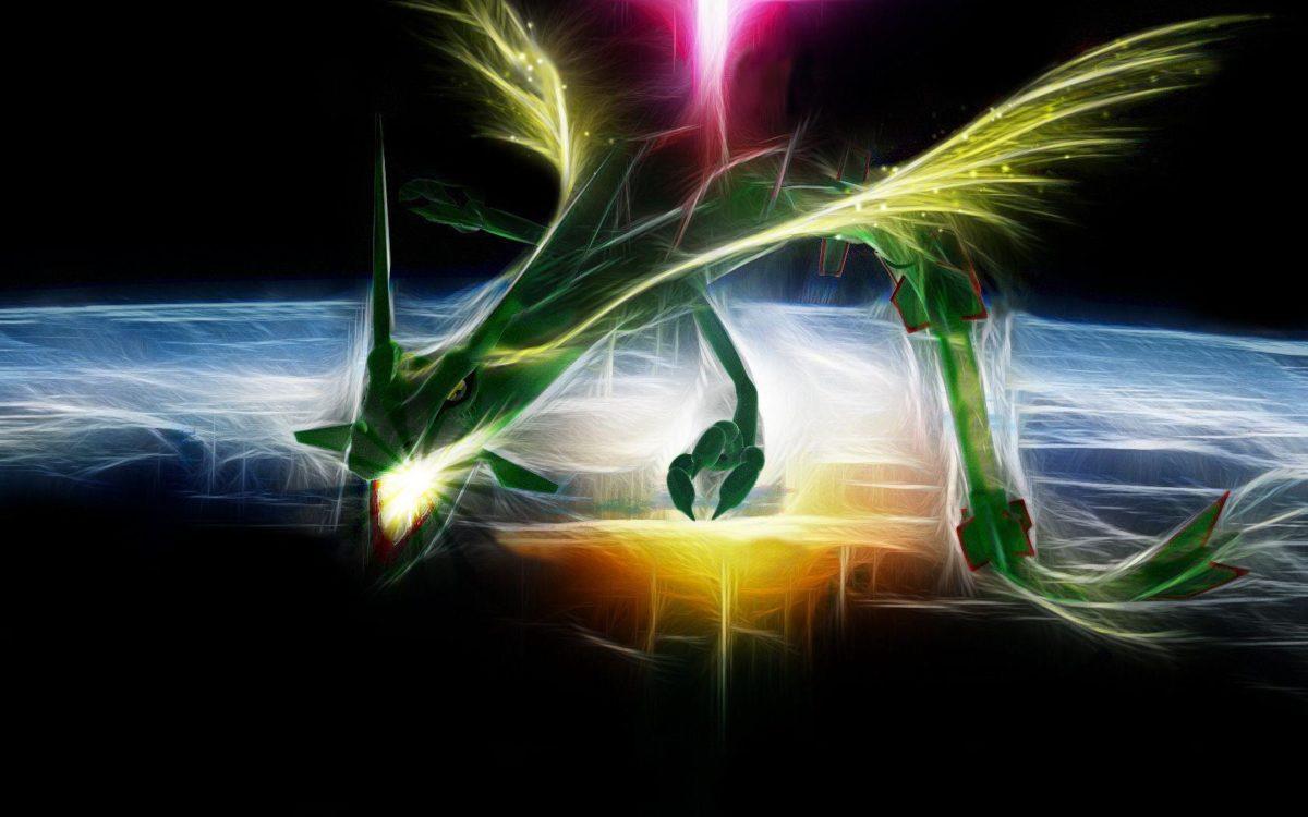 rayquaza wallpapers | WallpaperUP