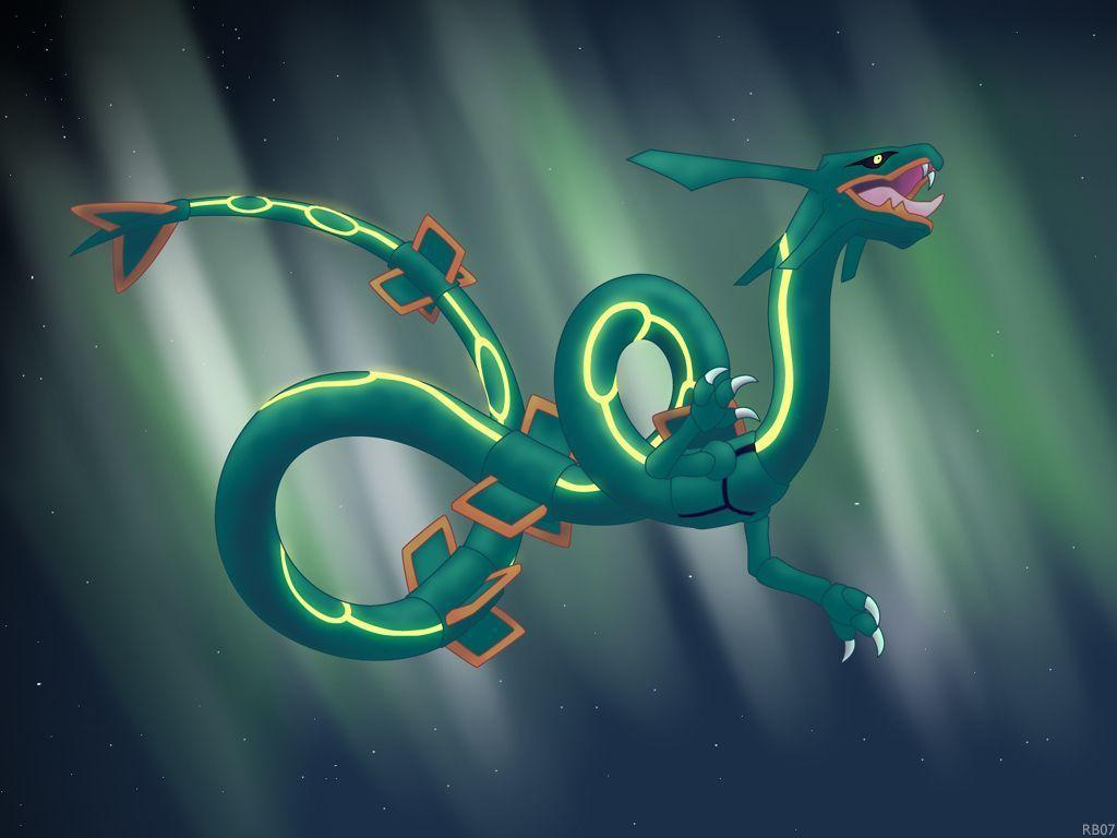 Rayquaza images Rayquaza aurora HD wallpaper and background photos …