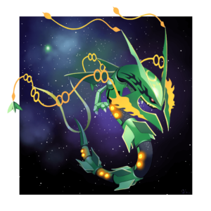 download Mega Rayquaza by Tomycase on DeviantArt