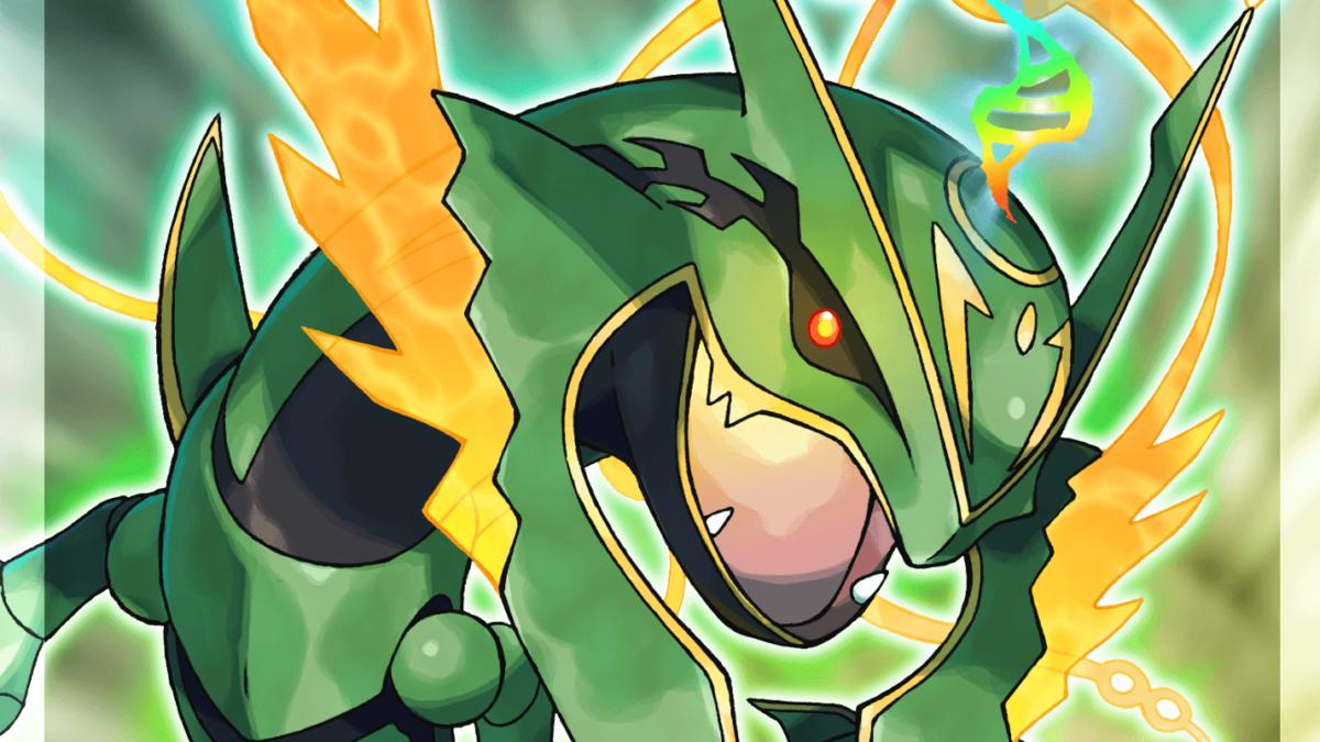 26 Rayquaza (Pokémon) Fondos de pantalla HD | Fondos de Escritorio …