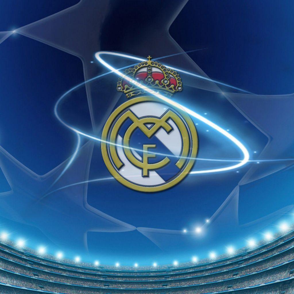 Real Madrid iPad 1 & 2 Wallpaper