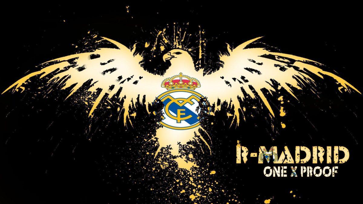 Real Madrid Cf Logo HD Wallpaper #5389 Wallpaper computer | best …