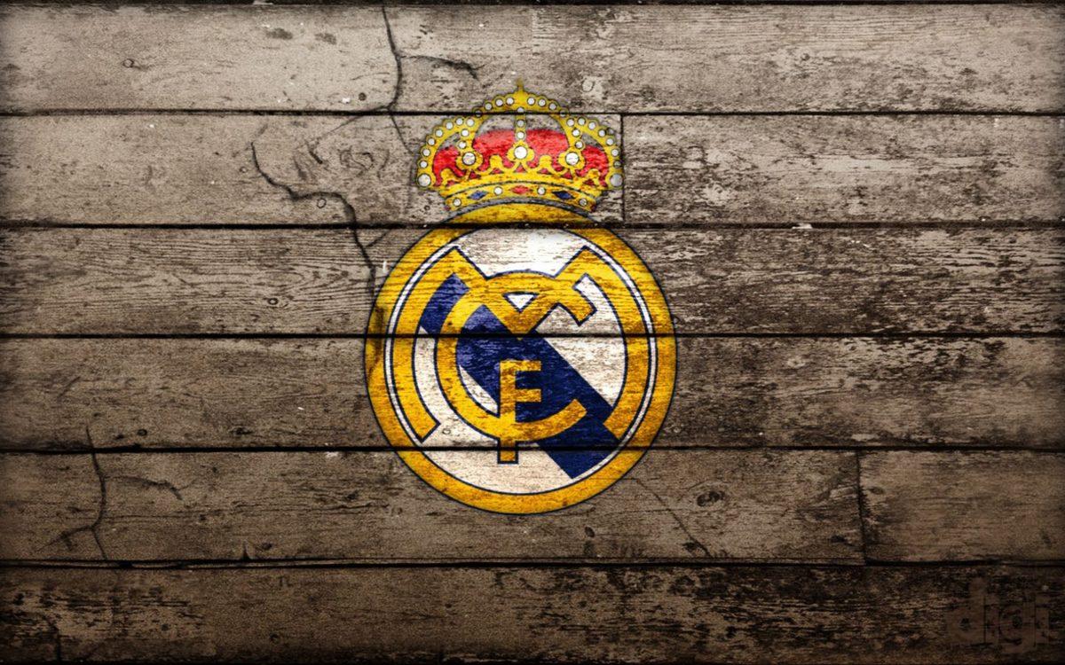 wallpapers hd for mac: Real Madrid Football Club Logo Wallpaper HD