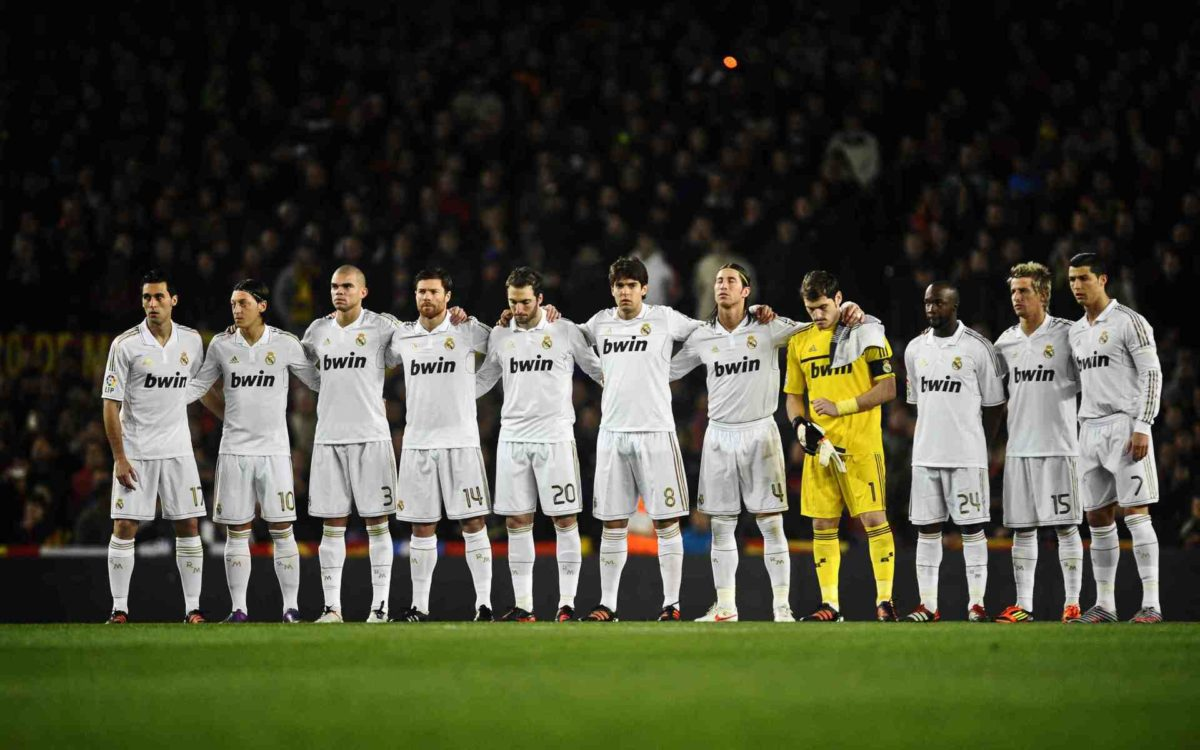 Real Madrid Widescreen Wallpapers 4415 Full HD Wallpaper Desktop …