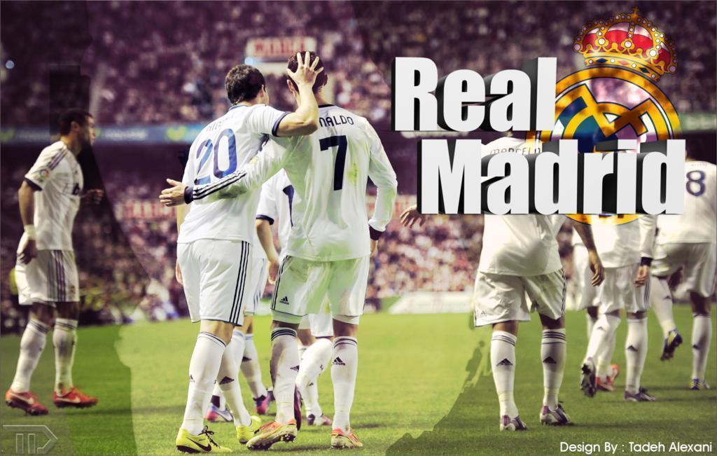 Real Madrid Wallpaper ( 2013 ) by Tadeh19 on DeviantArt