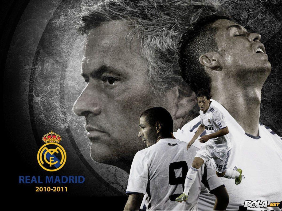 Real Madrid C.F. Wallpaper (24739149) – Fanpop