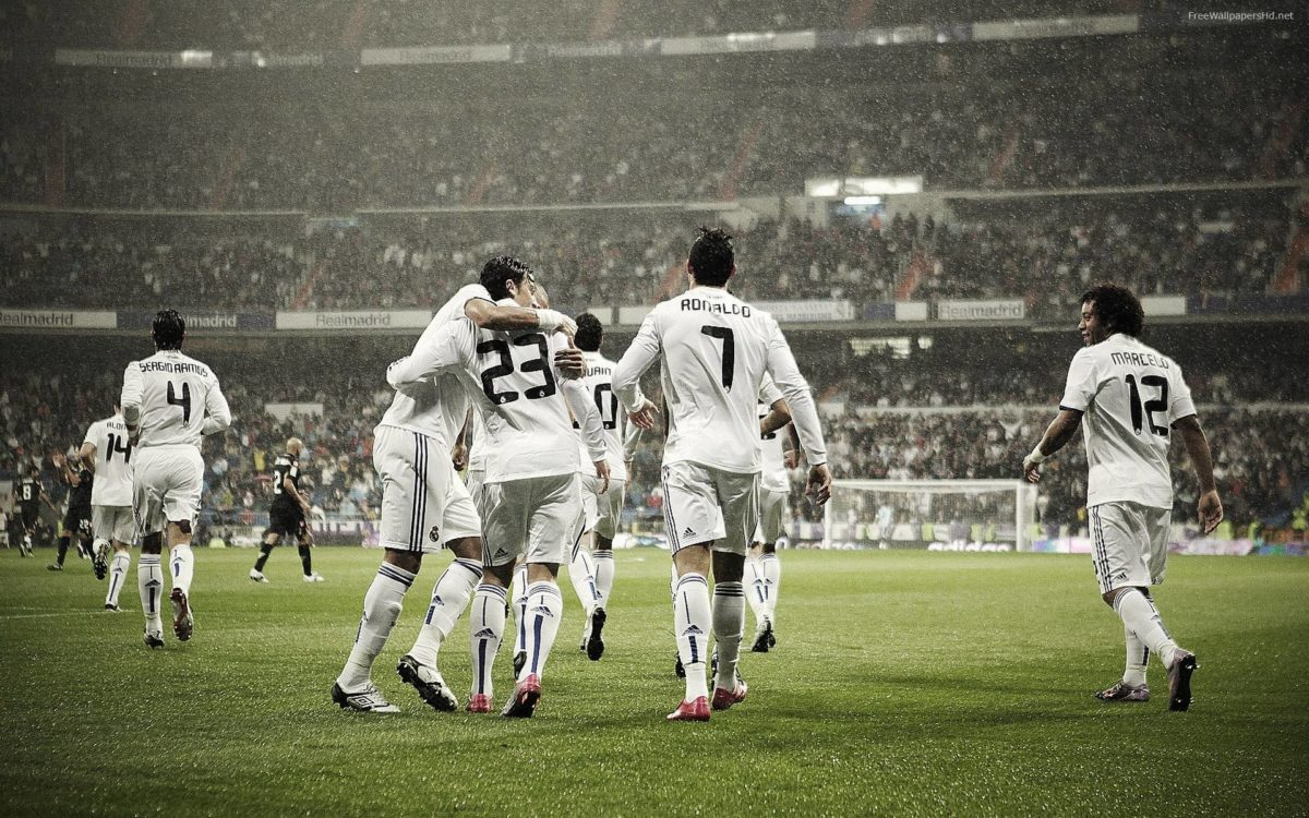Real Madrid Team Wallpaper Logo Picture #9663 Wallpaper | High …
