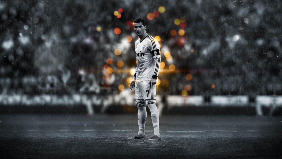 Cristiano Ronaldo Real Madrid Celebration Wall #7900 Wallpaper …