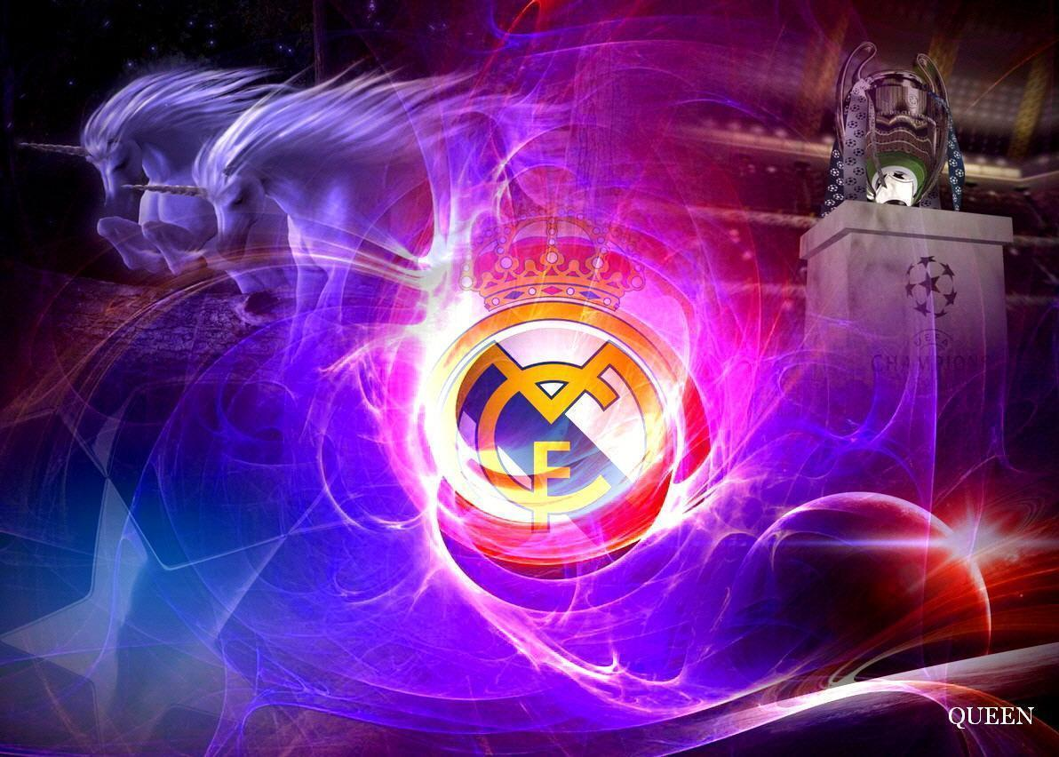Real Madrid New Logo Cool Wallpapers #12547 Wallpaper | Cool …