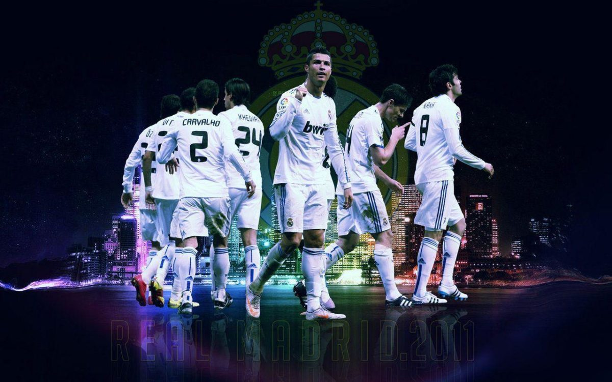Real Madrid HD Wallpapers | Real Madrid Widescreen Wallpapers …