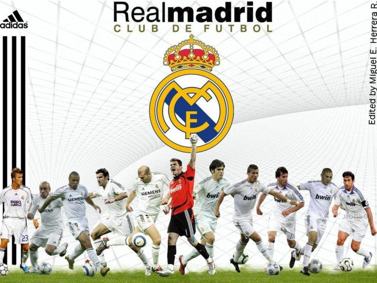 los mejores wallpaper de real madrid – Taringa!