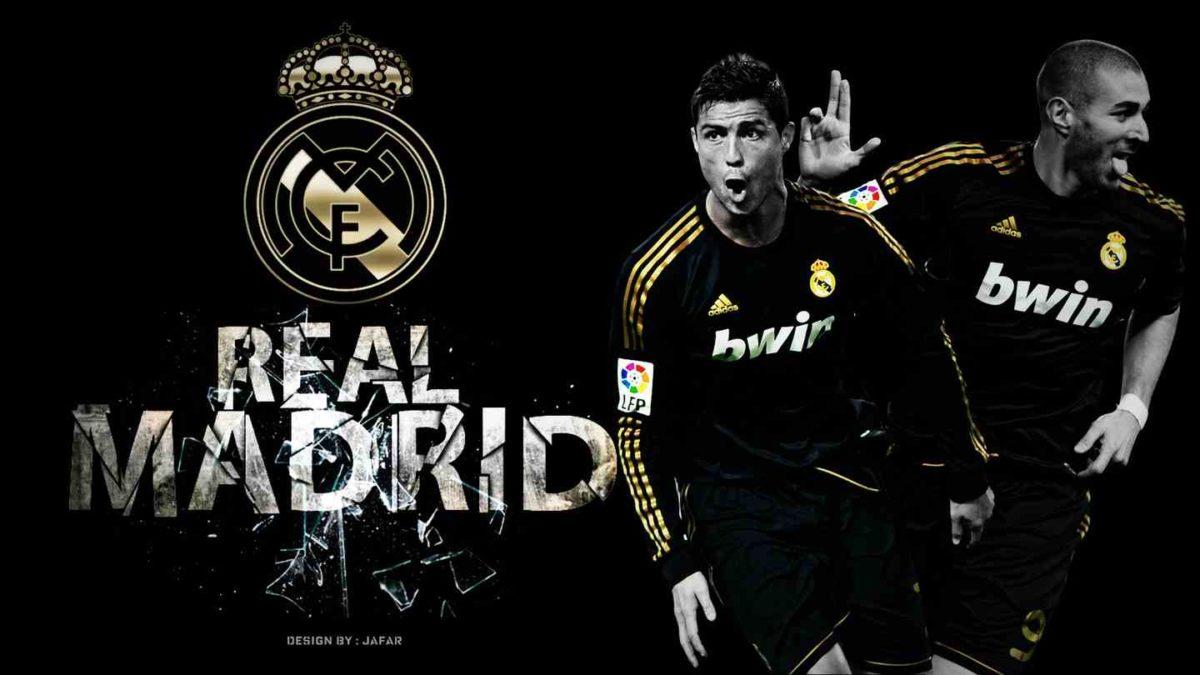 Gold Real Madrid Wallpaper Download Wallpaper from HD Wallpaper