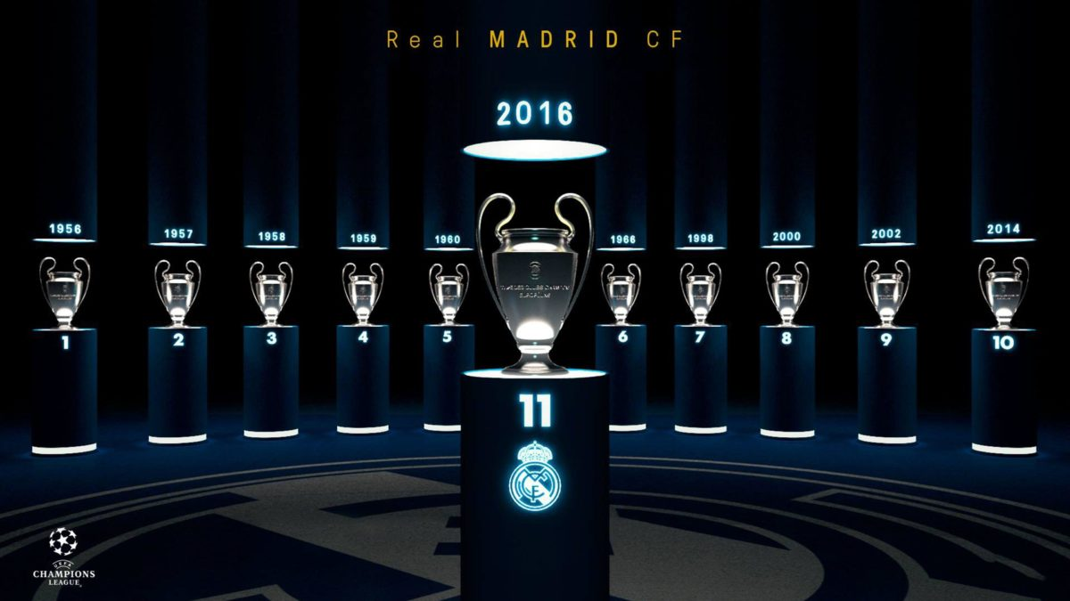 25 Real Madrid C.F. HD Wallpapers | Backgrounds – Wallpaper Abyss
