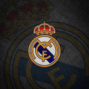 download Real Madrid Logo Wallpaper