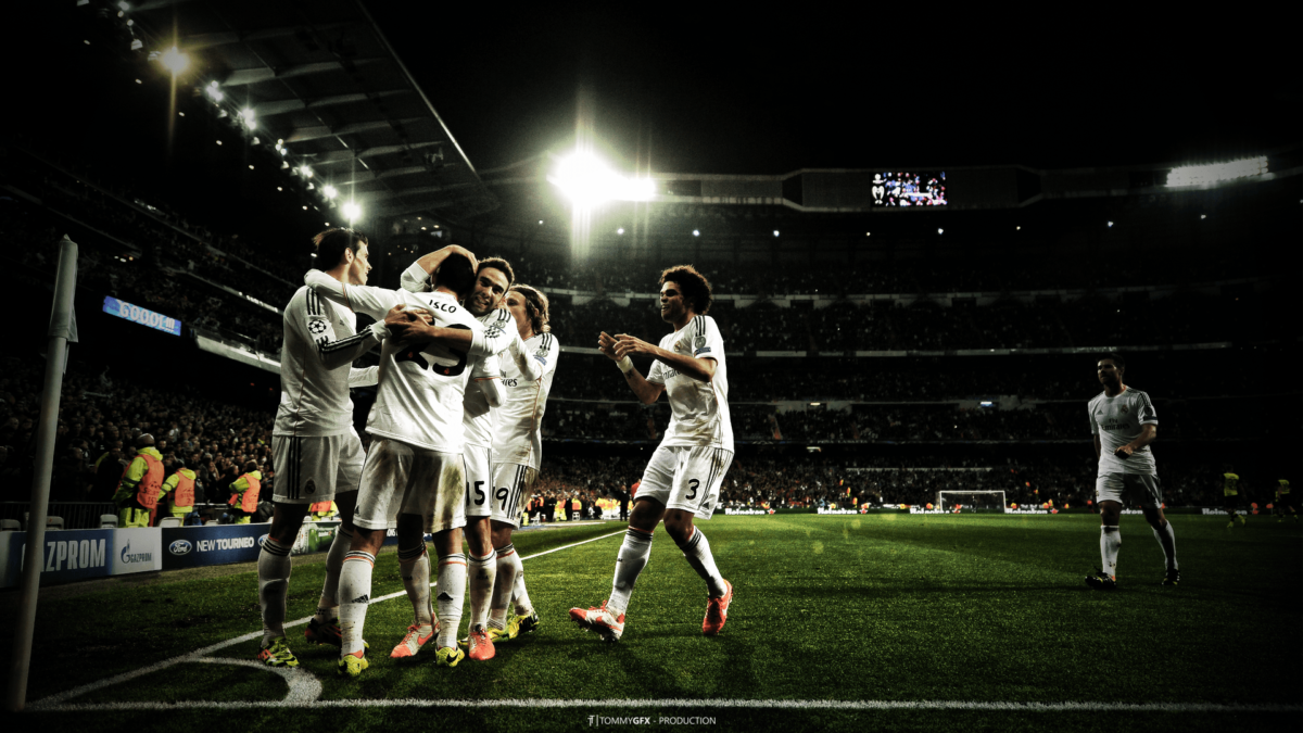 Real Madrid CF Wallpapers Group (80+)