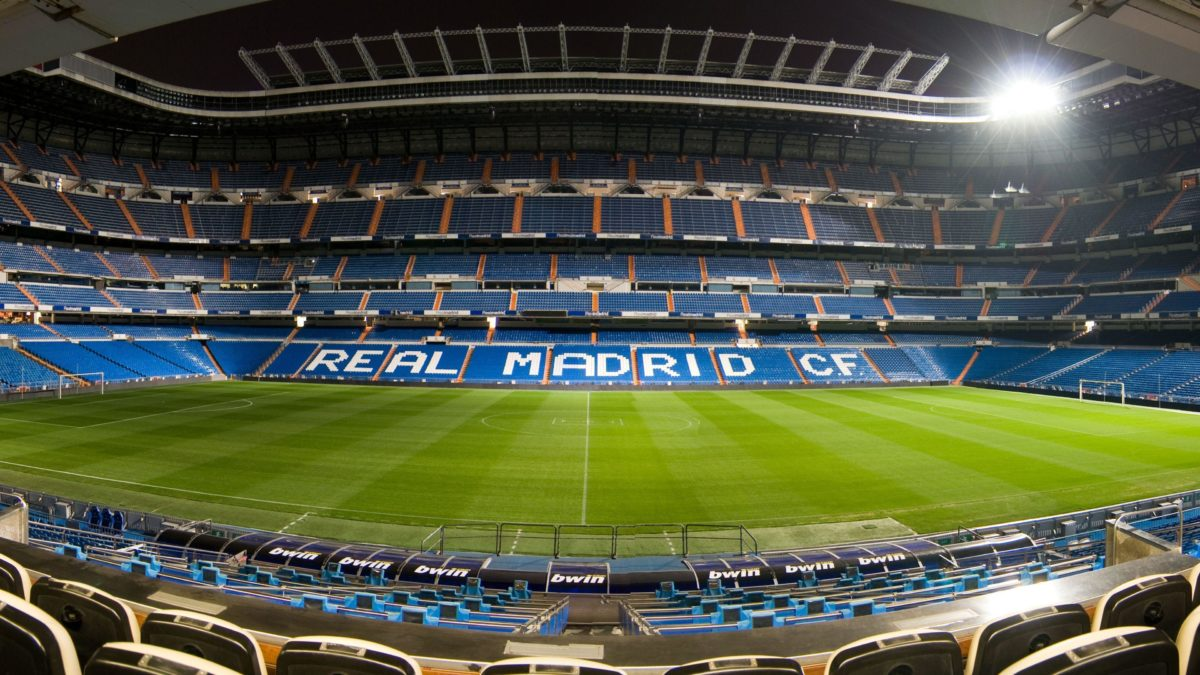 Real Madrid Stadium wallpapers hd | HD Wallpapers, Backgrounds …