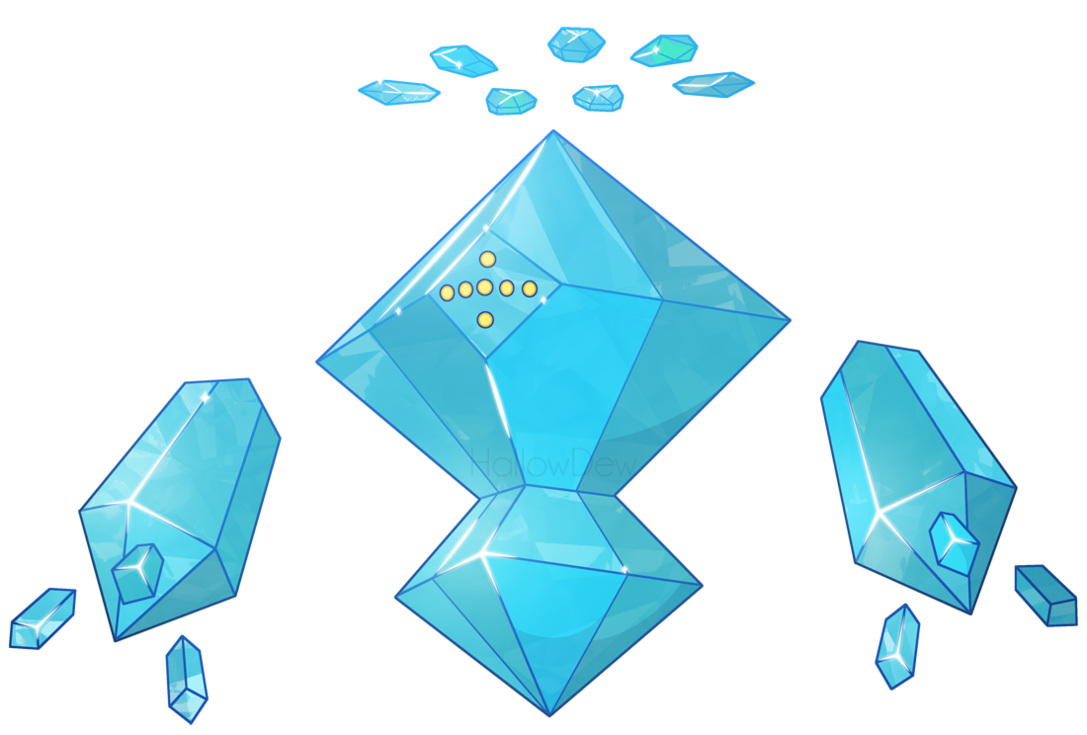 MEGA REGICE by HallowDew on DeviantArt