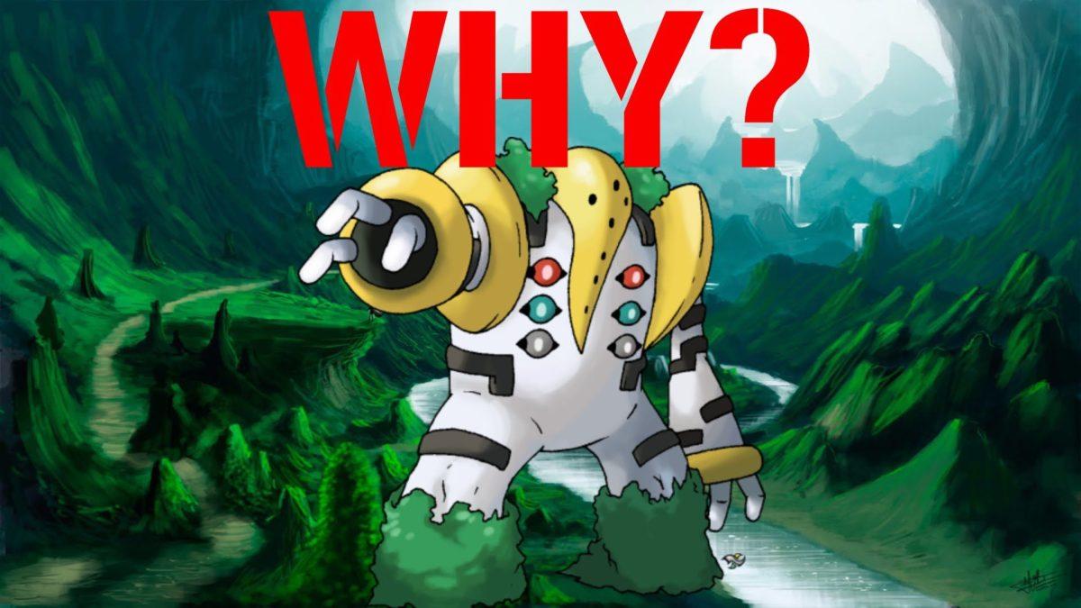 Why Mega Evolve? #86 Regigigas – YouTube
