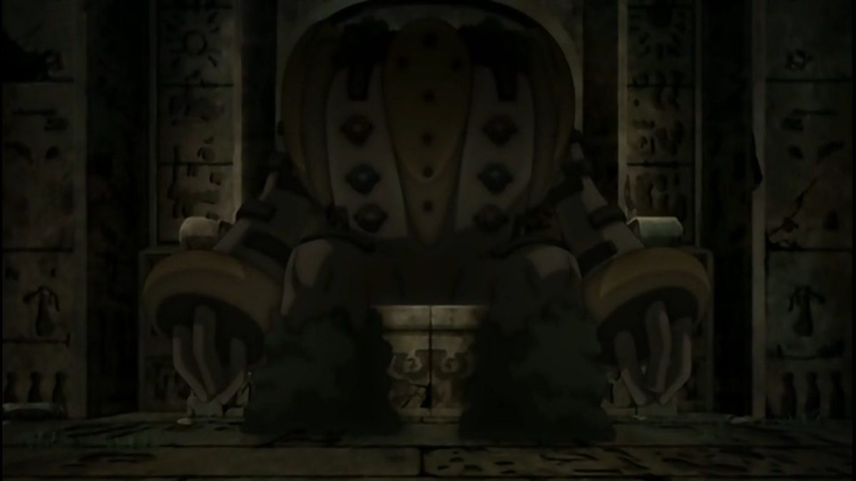 Saruman Awakens Regigigas – YouTube