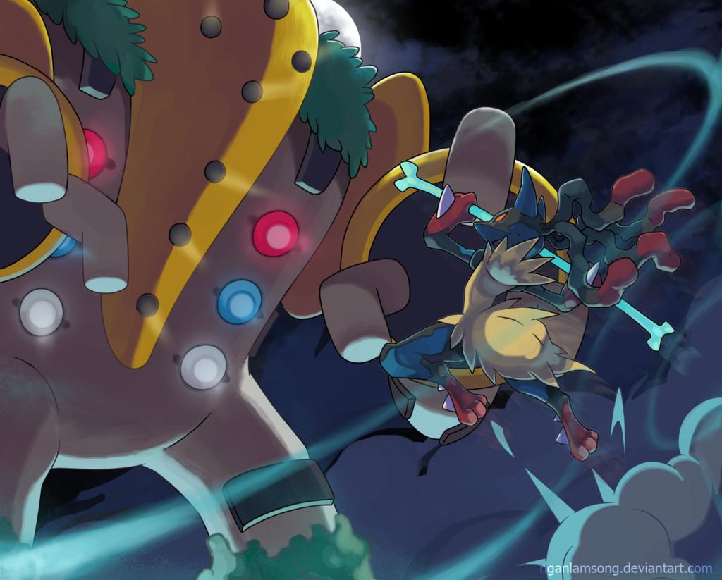 Assault on Titan! by nganlamsong.deviantart.com on @deviantART …