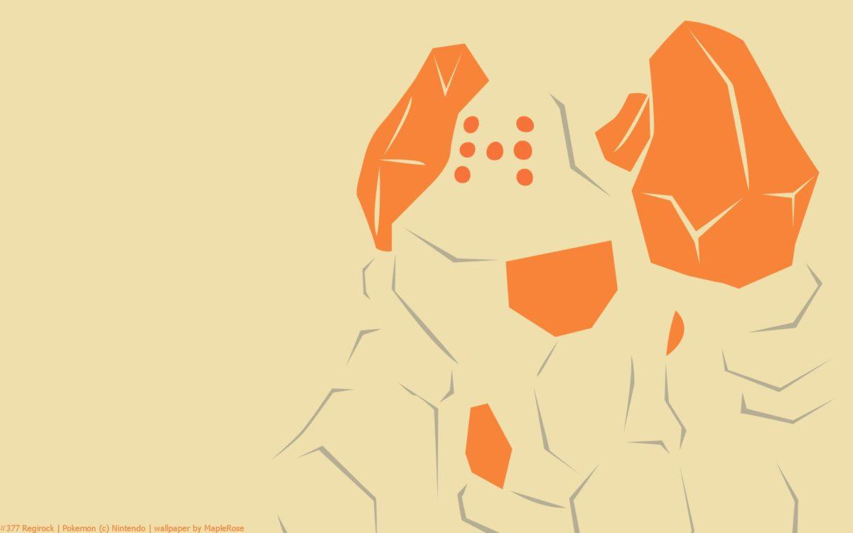 377 Regirock | PokéWalls