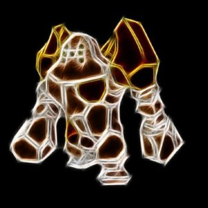 download Regirock by TheBlackSavior on DeviantArt